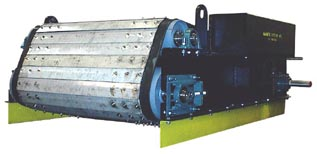 Industrial Electromagnet Iron Sweeper