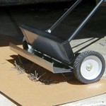 Industrial Rolling Magnetic Nail Sweeper