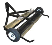 Heavy Duty Tow Behind FOD Magnets