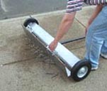 Magnetic Sweeper for Trucks