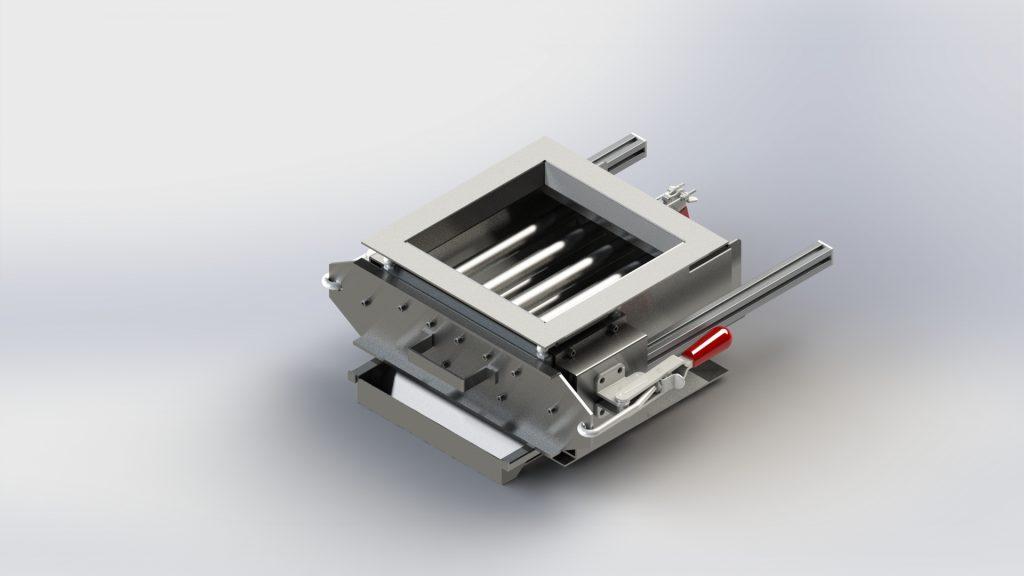 Heavy Duty Magnetic Separators