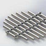 Neodymium Magnetic Grate